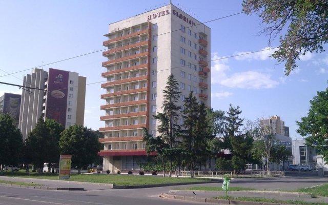Гостиница Apartmens near Metalist вид на фасад