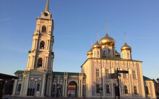 Гостиница Славянский вид на фасад