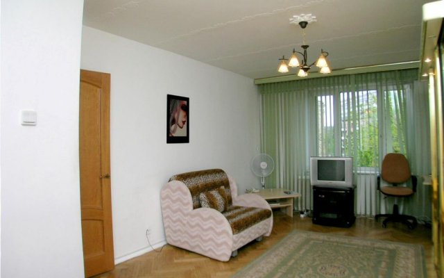 Апартаменты на Пресненском Валу комната для гостей