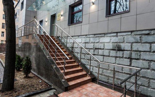 "Бутик-отель ""Графтио"" вид на фасад"