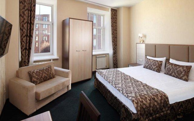Гостиница Seven Hills на Таганке комната для гостей