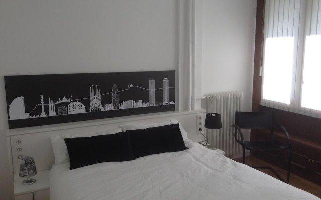 Отель La mejor Zona de Barcelona Барселона комната для гостей