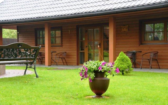 Отель Trakaitis Guest House Литва, Тракай - отзывы, цены и фото номеров - забронировать отель Trakaitis Guest House онлайн балкон