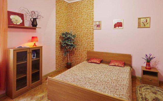 Апартаменты Бандеровец Львов комната для гостей