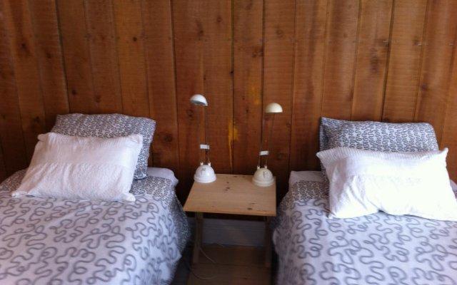 Отель Guest House Backhouse Брюссель комната для гостей