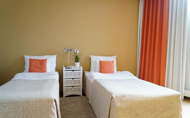 Nordic Hotel комната для гостей