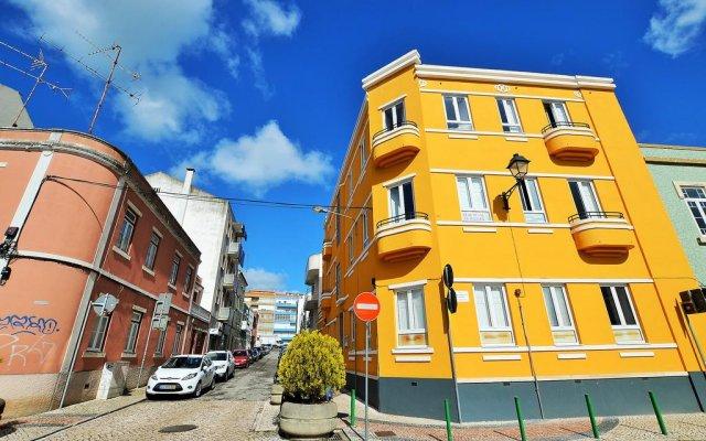 Hostel DP - Suites & Apartments VFXira вид на фасад