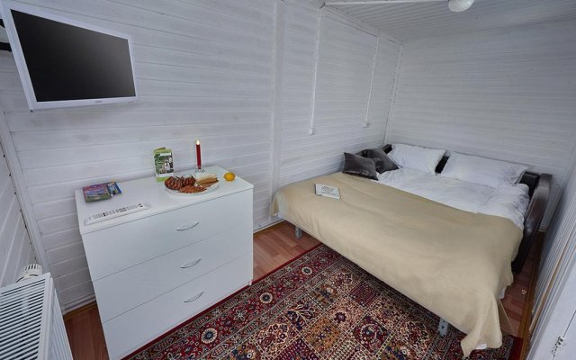 Гостиница OK - Reka в Звенигороде отзывы, цены и фото номеров - забронировать гостиницу OK - Reka онлайн Звенигород комната для гостей