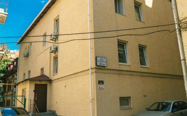 Гостиница ApartHotel on Maidan Nezalezhnosti вид на фасад