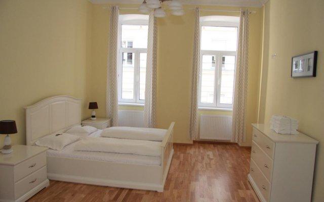 Апартаменты Livingston Apartment Davinci Вена комната для гостей