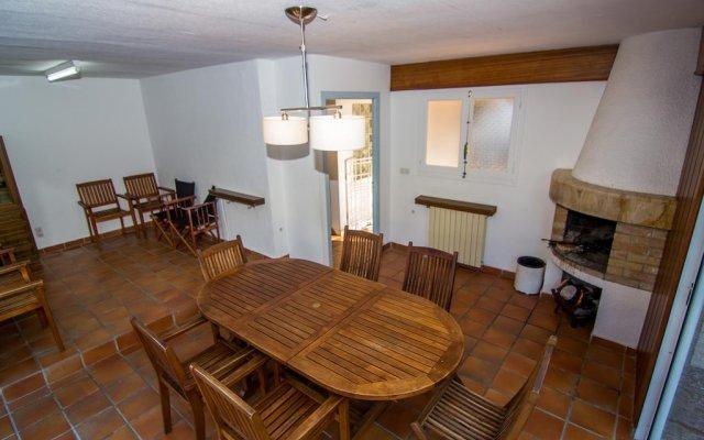 Отель Agi Riu Segre Villa Курорт Росес комната для гостей