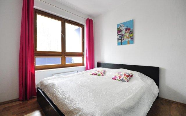 Отель Apartament AQUARIUS Сопот комната для гостей