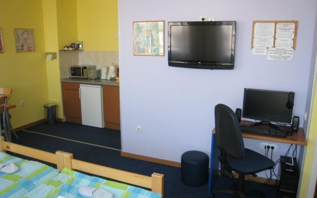 Spirit Hostel and Apartments комната для гостей