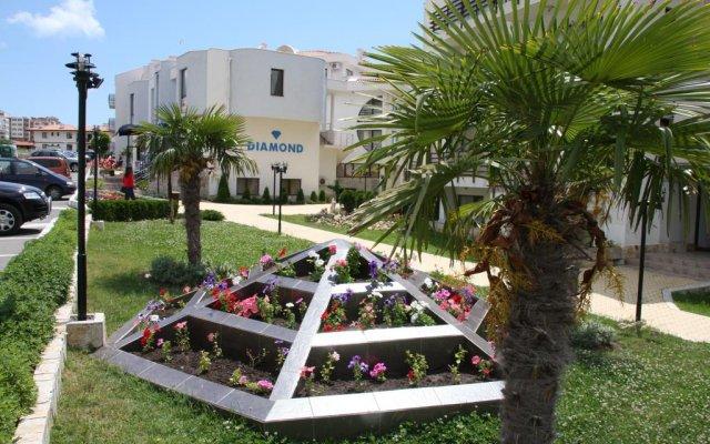 Отель DIAMOND Apart Complex Свети Влас с домашними животными