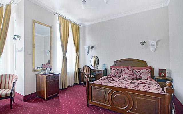 Отель Stylowe Pokoje na Deptaku комната для гостей