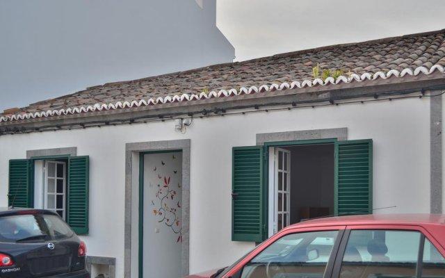 Отель A Casa do Chafariz вид на фасад