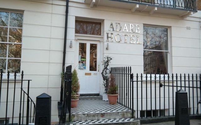 Adare Hotel вид на фасад
