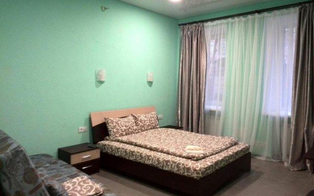 Гостиница Paradise Garden Харьков комната для гостей