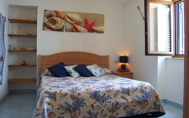 Отель La Sciuscella Конка деи Марини комната для гостей