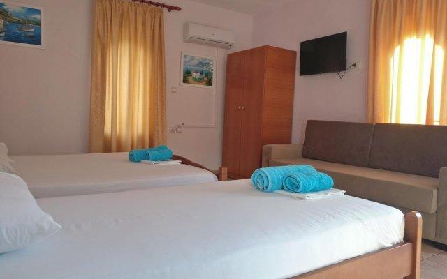 Hotel Villa Margarit комната для гостей
