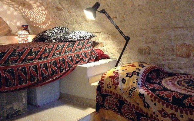Отель Casale Delle Volpi Конверсано комната для гостей