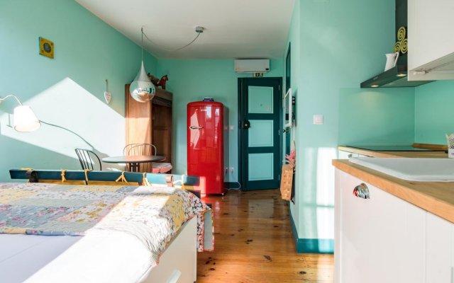 Апартаменты Lisbon Heart Apartments комната для гостей