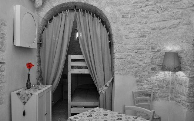 Отель Casa vacanze Piazzetta XI febbraio Альберобелло комната для гостей