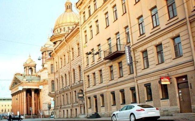 Мини-отель Соло Исаакиевская площадь вид на фасад