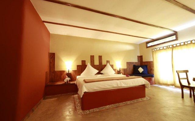 Отель Hillburi комната для гостей
