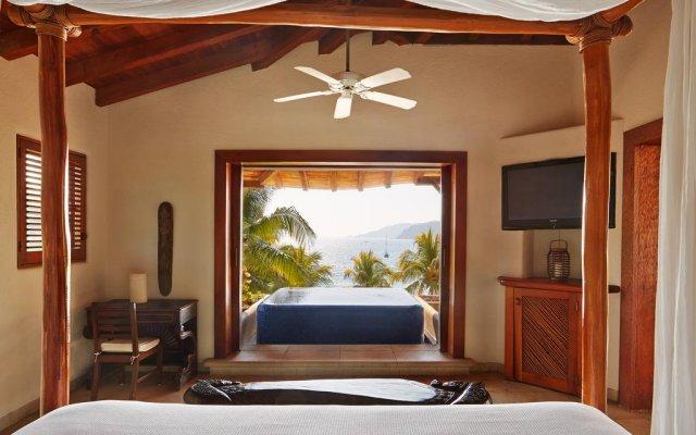 Отель Viceroy Zihuatanejo Сиуатанехо комната для гостей