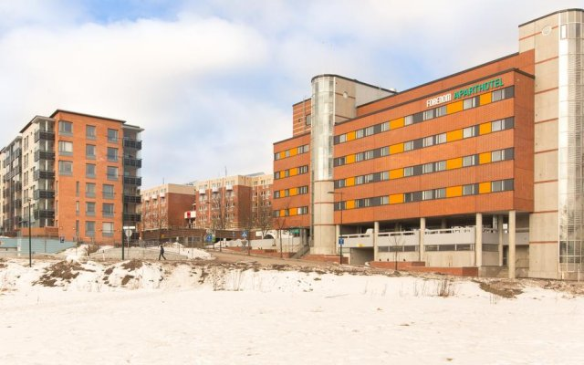 Отель Forenom Aparthotel Espoo Leppävaara Финляндия, Эспоо - отзывы, цены и фото номеров - забронировать отель Forenom Aparthotel Espoo Leppävaara онлайн пляж
