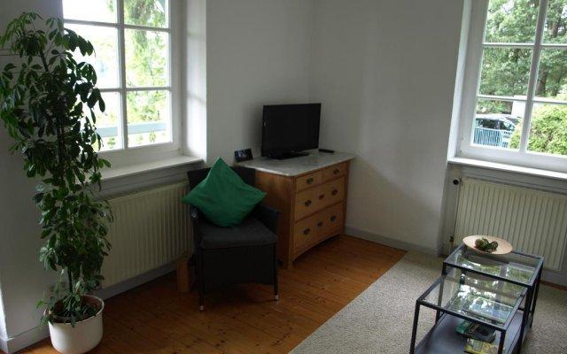 Отель Das Alte Forsthaus Гайзенхайм комната для гостей