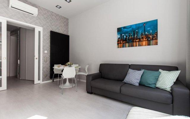 Апартаменты MMM Boutique Apartment Будапешт комната для гостей
