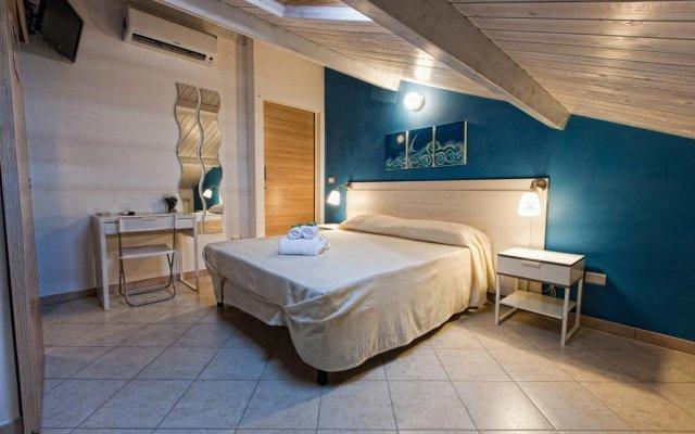Отель Civico 64 Bed & Breakfast Пальми комната для гостей