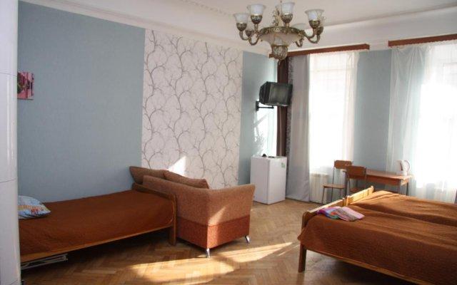 Мини-Отель Солнце комната для гостей