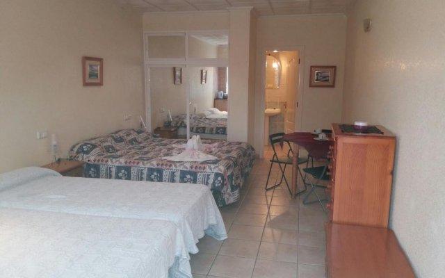 Hotel Costa Blanca Resort Рохалес комната для гостей