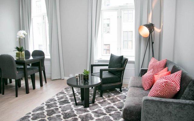 Апартаменты Frogner House Apartments - Odins Gate 10 комната для гостей