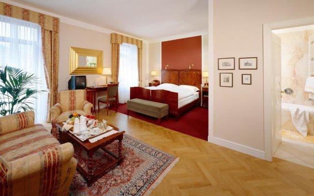 Отель Europa Splendid Горнолыжный курорт Ортлер комната для гостей