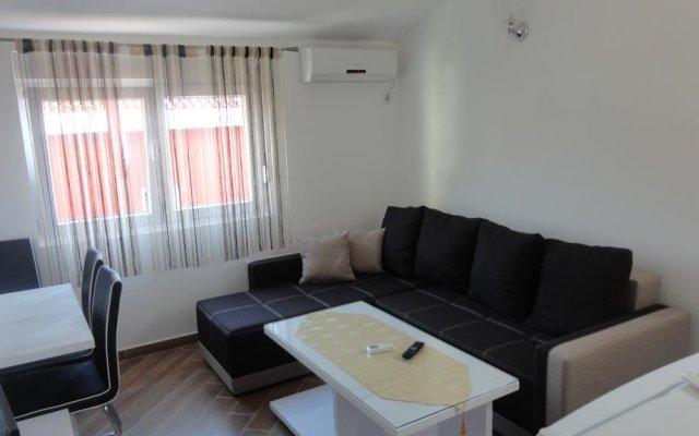 Отель Apartmani Jankovic Черногория, Будва - отзывы, цены и фото номеров - забронировать отель Apartmani Jankovic онлайн комната для гостей
