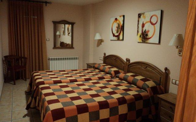 Отель Apartamentos Solans комната для гостей