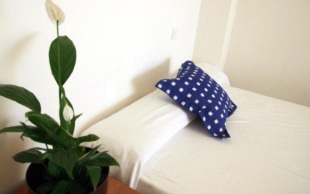 Отель Apart-hotels Mar Blava Кунит комната для гостей