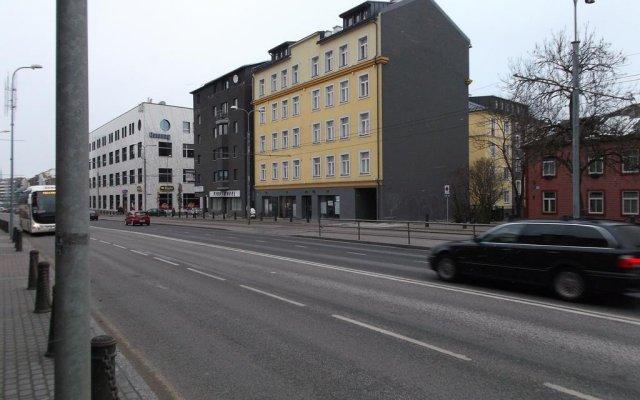 Отель B&B Rex вид на фасад