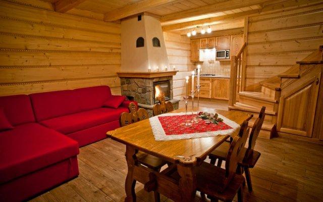 Отель Osada Na Brzyzku Поронин комната для гостей