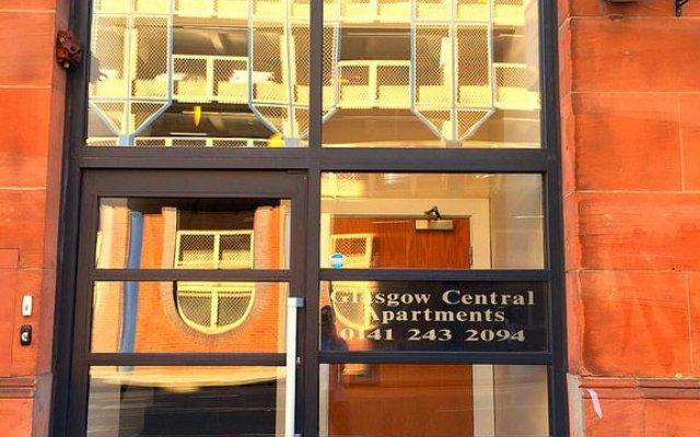 Апартаменты Hot-el-apartments Glasgow Central бассейн