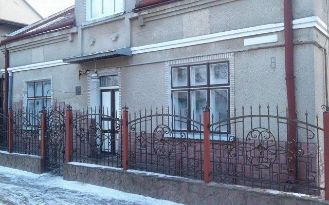 Гостиница U Pani Romy вид на фасад