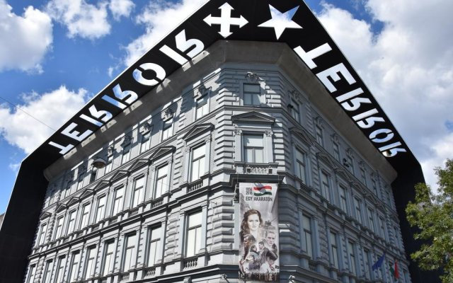 Отель Stay Budapest 6th District вид на фасад