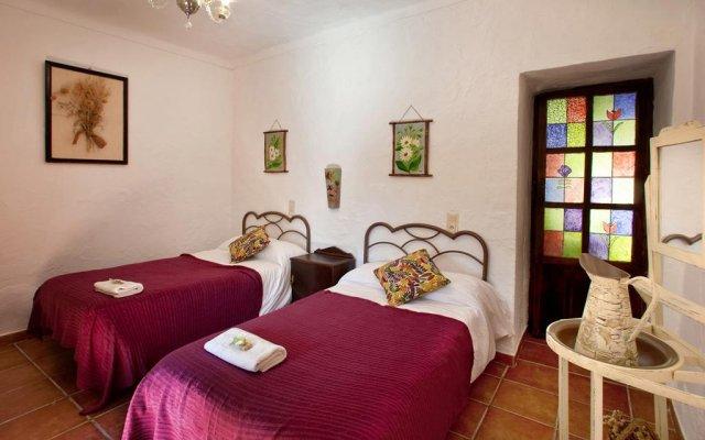 Отель La Gineta Алькаудете комната для гостей