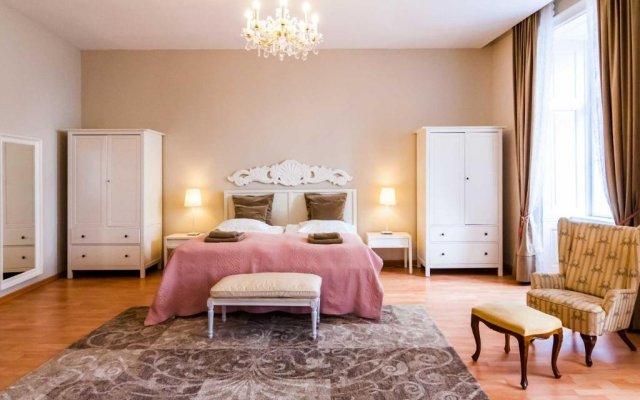 Отель Elegant Vienna комната для гостей