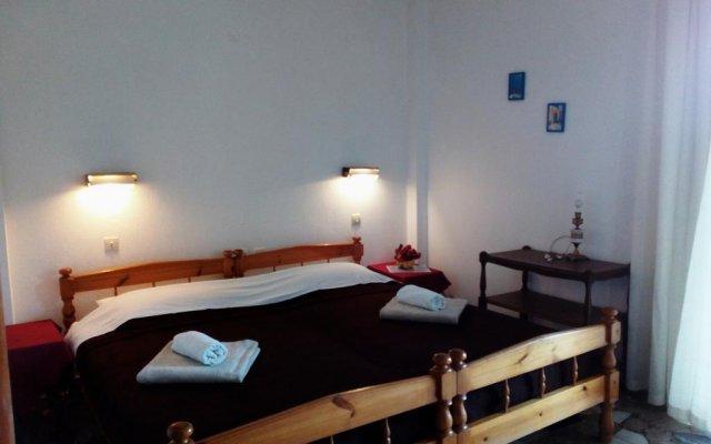 Отель El Capitan Ситония комната для гостей