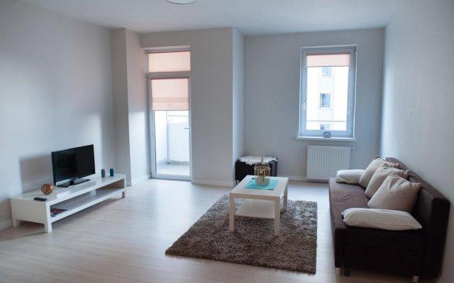 Апартаменты Vivacity Warsaw Apartments комната для гостей
